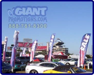 dealership feather flags