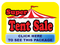 Sale in a Giant Box Super Tent Sales Event