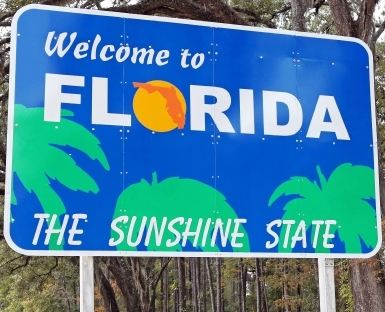 A little bit about the state of Florida