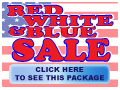 Red White and Blue Sale Kit