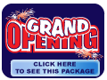 Grand Opening Sale in a Giant Box Kit