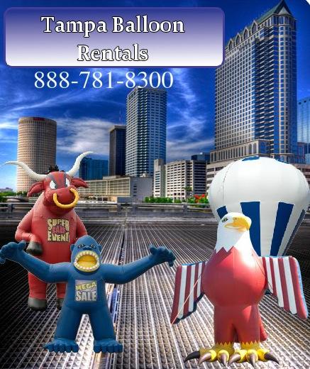 Tampa Balloon Rentals